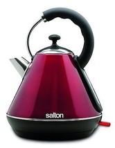 Salton 1.8 L (60.8 oz.) Cordless Electric Retro... - $65.91