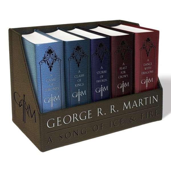 A Game of Thrones: A Game of Thrones / A Clash of Kings / A Storm of Swords / A for sale  USA