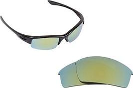 New Seek Optics Replacement Lenses Oakley Bottlecap   Green - $14.83