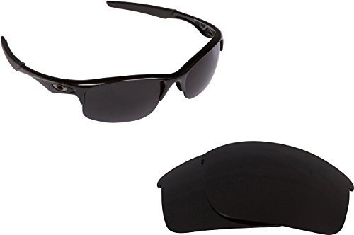 Primary image for New SEEK OPTICS Replacement Lenses Oakley BOTTLE ROCKET - Black