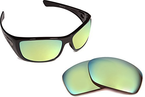 Primary image for New SEEK OPTICS Replacement Lenses Oakley HIJINX - Polarized Green
