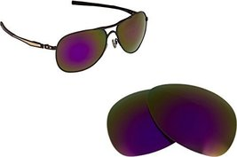 New Seek Replacement Lenses Oakley Plaintiff   Polarized Purple - $20.28