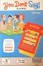 You Don't Say - Board Game - $29.99