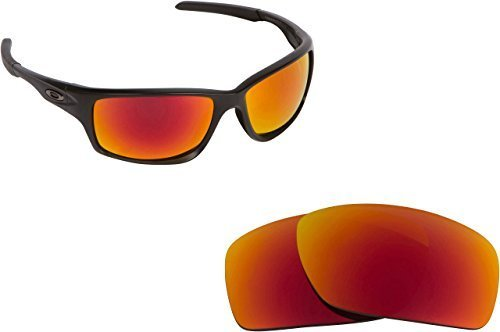 New SEEK OPTICS Replacement Lenses Oakley CANTEEN - Polarized Red - $15.78