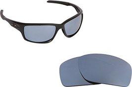 New Seek Optics Replacement Lenses Oakley Canteen   Polarized Silver - $15.78
