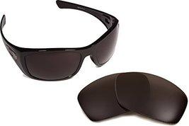 New SEEK OPTICS Replacement Lenses Oakley HIJINX - Polarized Grey - $17.79