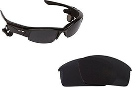 New SEEK OPTICS Replacement Lenses Oakley THUMP PRO Grey - $14.33