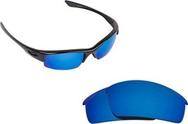 New Seek Optics Replacement Lenses Oakley Bottlecap   Polarized Blue - $15.77