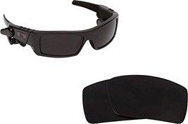 New Seek Optics Replacement Lenses Oakley Thump 2   Polarized Black - $19.29