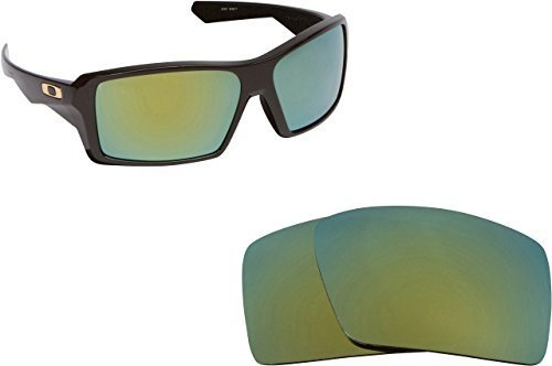 New SEEK Replacement Lenses Oakley EYEPATCH 1 - Polarized Green image 1