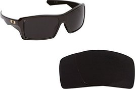 New Seek Optics Replacement Lenses Oakley Eyepatch 1   Polarized Black - $19.29