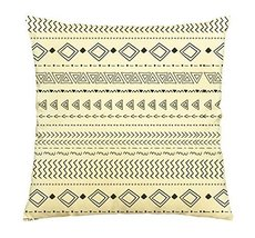 Tribal Pattern-100% Cotton Decorative Throw Pillows Cover Cushion Case - €11,89 EUR