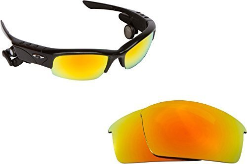 New SEEK OPTICS Replacement Lenses Oakley THUMP PRO Yellow