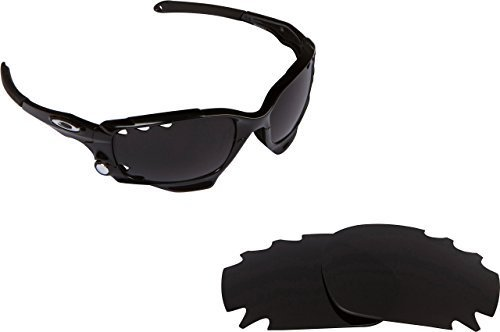 Primary image for New SEEK OPTICS Replacement Lenses Oakley VENTED JAWBONE - Black