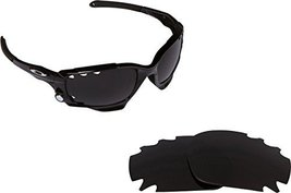 New SEEK OPTICS Replacement Lenses Oakley VENTED JAWBONE - Black - $14.33