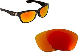 New SEEK OPTICS Replacement Lenses Oakley JUPITER - Polarized Yellow - $18.78
