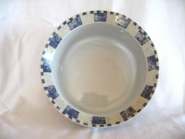 Dansk Checkar Blue Serving Bowl - $14.99
