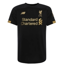 NWT LIVERPOOL BLACK FAN JERSEY SEASON 2019/20 - $49.99
