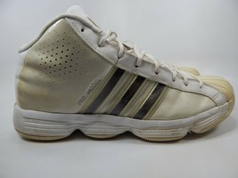 Adidas Pro Model 2010 Basketball Sz 13 M (D) EU 48 Men's Basketball Shoes G21438