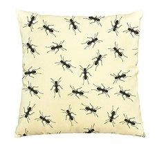 Ants-100% Cotton Decorative Throw Pillows Cover Cushion Case - $13.59