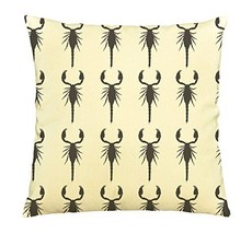 Scprpion Abstract-100% Cotton Decorative Throw Pillows Cover Cushion Case - €11,89 EUR