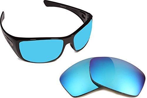 New SEEK OPTICS Replacement Lenses Oakley HIJINX - Blue