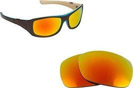 New SEEK OPTICS Replacement Lenses Oakley SIDEWAYS - Polarized Yellow - $17.31