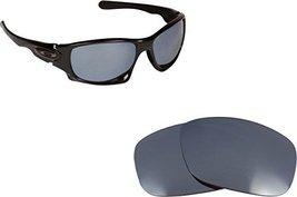 New Seek Optics Replacement Lenses Oakley Ten   Silver - $14.33