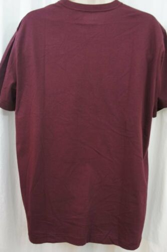 Izod Mens Casual Shirt Sz XL Rusty Gate Red Short Sleeve Graphic Tee Casual Shir