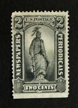 U.S. Stamp Sc# PR57 Newspaper  2c Stamp MNG  1879 - $29.99