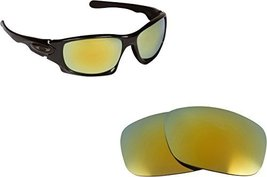 New Seek Optics Replacement Lenses Oakley Ten   Polarized Green - $15.81