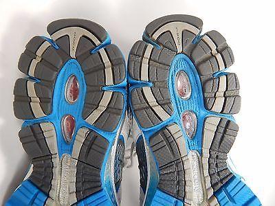 Saucony Triumph 7 Women's Running Shoes Size US 8 M (B) EU 39 White Blue 10051-1