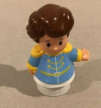 Fisher Price Little People Disney Prince Charming Interactive W/Special Castle - $13.00