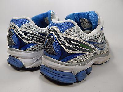 Saucony Guide 5 Women's Running Shoes Size US 8 M (B) EU 39 White Blue 10140-1