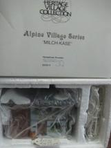 Heritage Village Alpine Village Milch-Kase Department 56 - $12.50