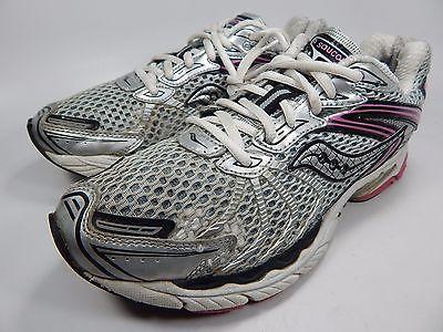 Saucony Ride 3 Women's Running Shoes Size US 9.5 M (B) EU 41 Silver Pink