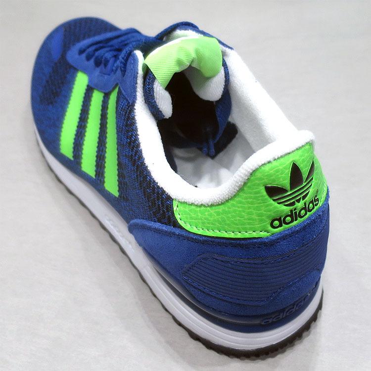 originale classico unisex adidas t zx700 scarpe casual blu
