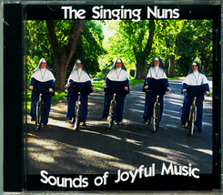 Sounds of joyful music   the singing nuns   cd43 thumb200