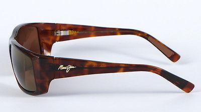Maui Jim Wassup H123-10 Polarized Sunglasses - Tortoise/HCL Bronze