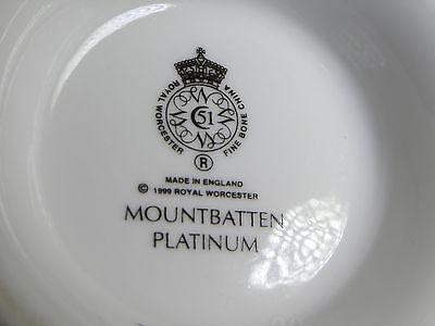 Royal Worcester Mountbatten Covered Sugar