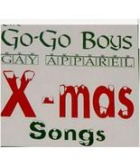 The Go-Go Boys CD Gay Apparel Christmas Songs Explicit Lyrics - $336.15