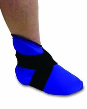 Foot Wrap Warmer Microwavable Hot Cold Gel Ankle Warming Injury Therapy NEW  - $51.32