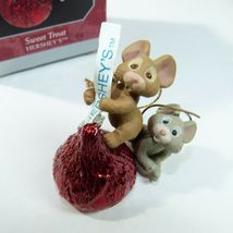 1998 Hershey Sweet Treat Hallmark Keepsake Ornament - MIB  image 4