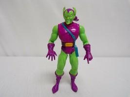 ORIGINAL Vintage 1994 Marvel Toy Biz Spiderman Green Goblin Action Figure - $13.99