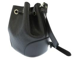 GUCCI Diamente Leather Black Shoulder Bag 354229 One shoulder Italy Authentic image 2