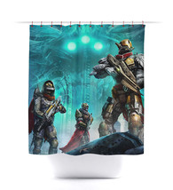 Destiny: The Dark Below Bath Room Shower Curtain Set - $26.99+