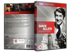 BBC Comedy DVD - The Best Of Dave Allen DVD - $20.00