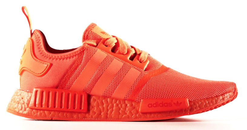 online retailer 7dfe6 c65a2 Adidas NMD R1 Triple Solar Red and 50 similar items