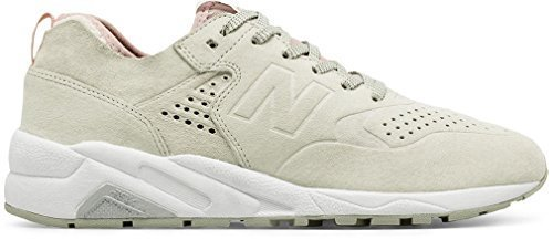 New Balance Men's MRT580DB, White, 10.5 D US