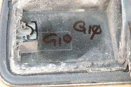 06-12 Nissan Armada Rear Hatch Tailgate Liftgate Trunk Exterior Door Handle G10 image 6